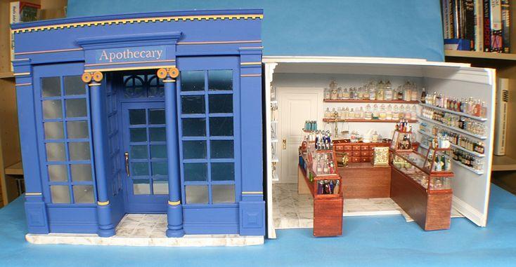 Apothecary Shoppe