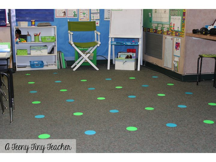 A Teeny Tiny Teacher: SitSpots --I MUST get some of these!  Imagine the possibilities!