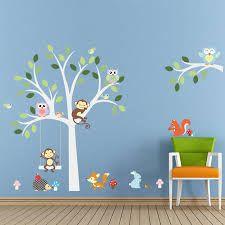 Bildresultat för väggdekor barn