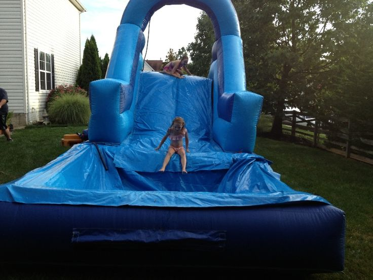 Combo / Slides | Bounce House | Party Photos | All bounce Parties Rental - http://allbounceparties.com/