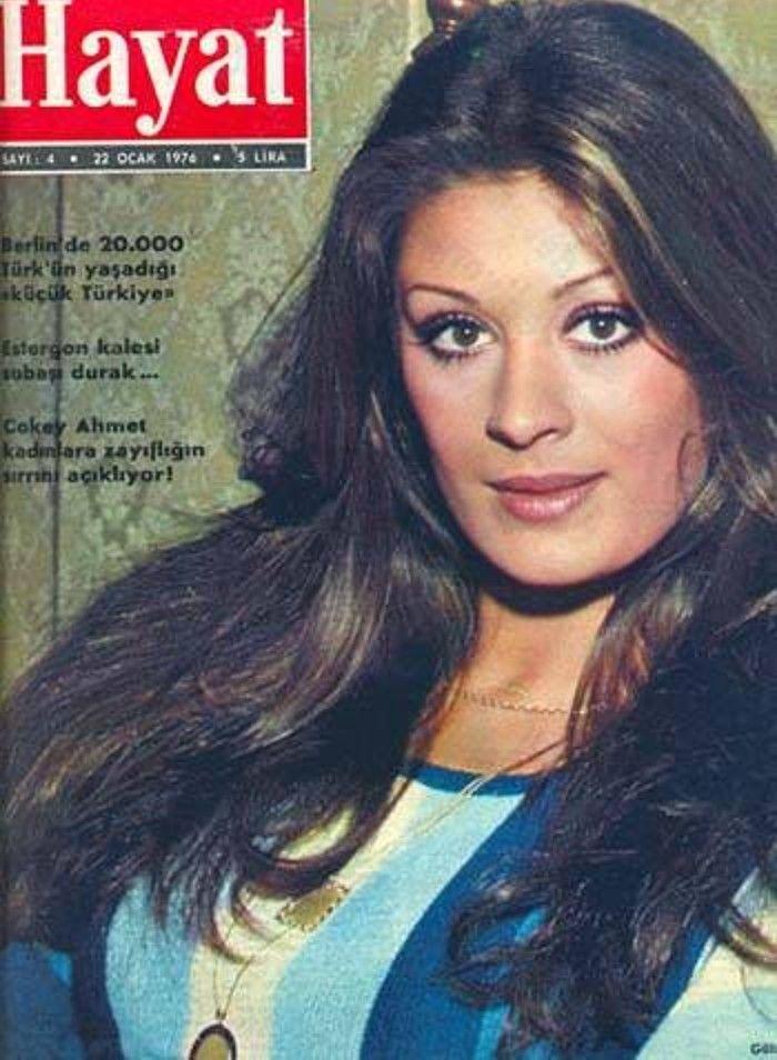 Turkish celebrities ☪ Gülşen Bubikoğlu