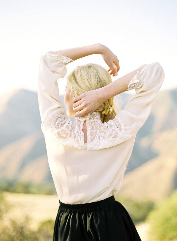 Квинтэссенция гармонии от Jose Villa - Вдохновение - это воздух, которым мы дышим