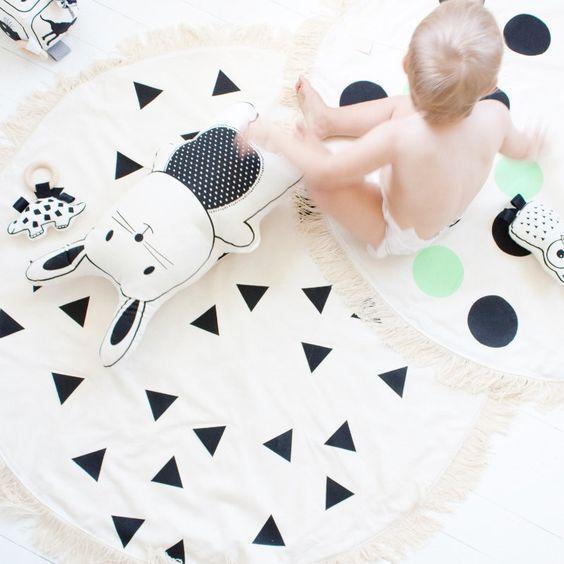 Liste des jouets d'éveil pour bébé #1
