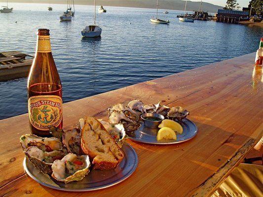 MARSHALL STORE, TOMALES BAY,CALIFORNIA. Fish tacos