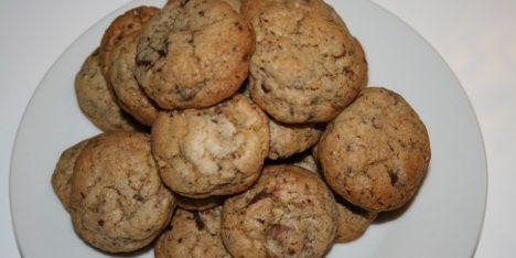 En rigtig god amerikansk cookie er et sprødt vidunder at sætte tænderne i.