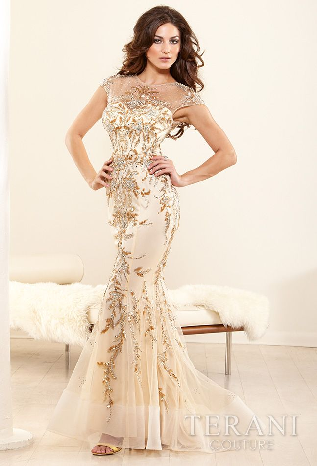 10  images about Terani Couture on Pinterest - Couture 2015- Gowns ...