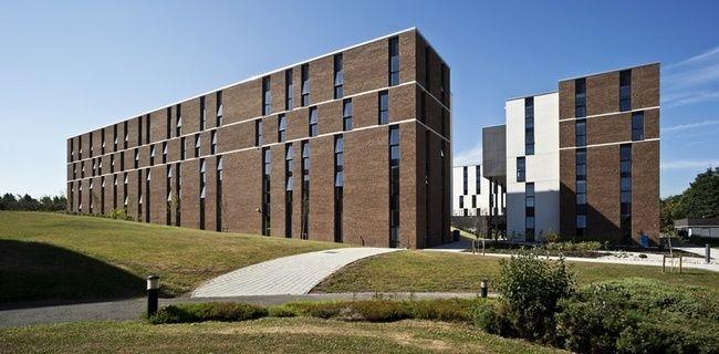 Riccarton Campus, Heriot Watt University | Gallery | Archinect