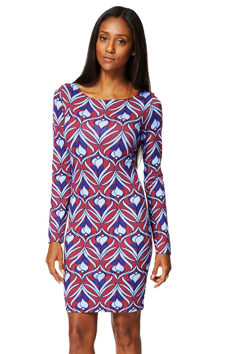 ScottyDirect - Long Sleeved Fitted Dress, $45.95 (http://www.scottydirect.com/long-sleeved-fitted-dress/)