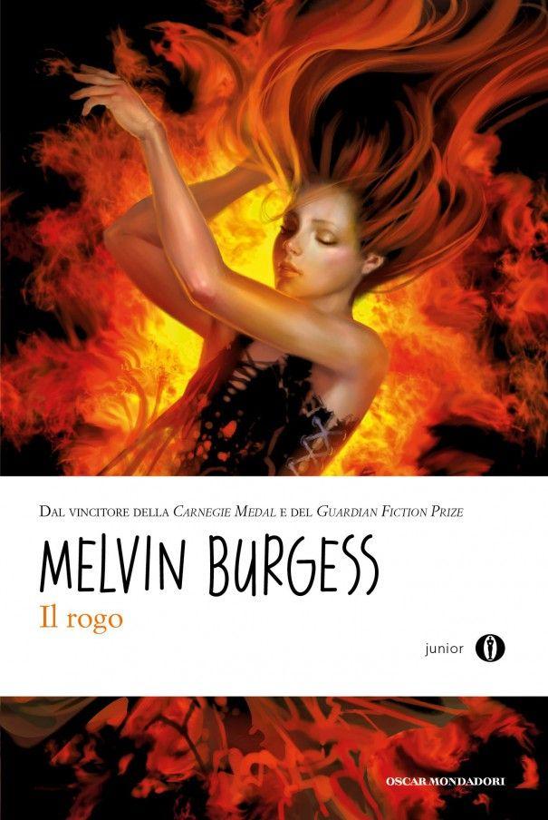 """Alla ricerca di romanzi di ambientazione storica adatti a ragazzi di prima media ho recuperato e letto """"Il rogo"""" di Melvin Burgess, edito per la prima volta in italiano nel 1993 e rista…"""