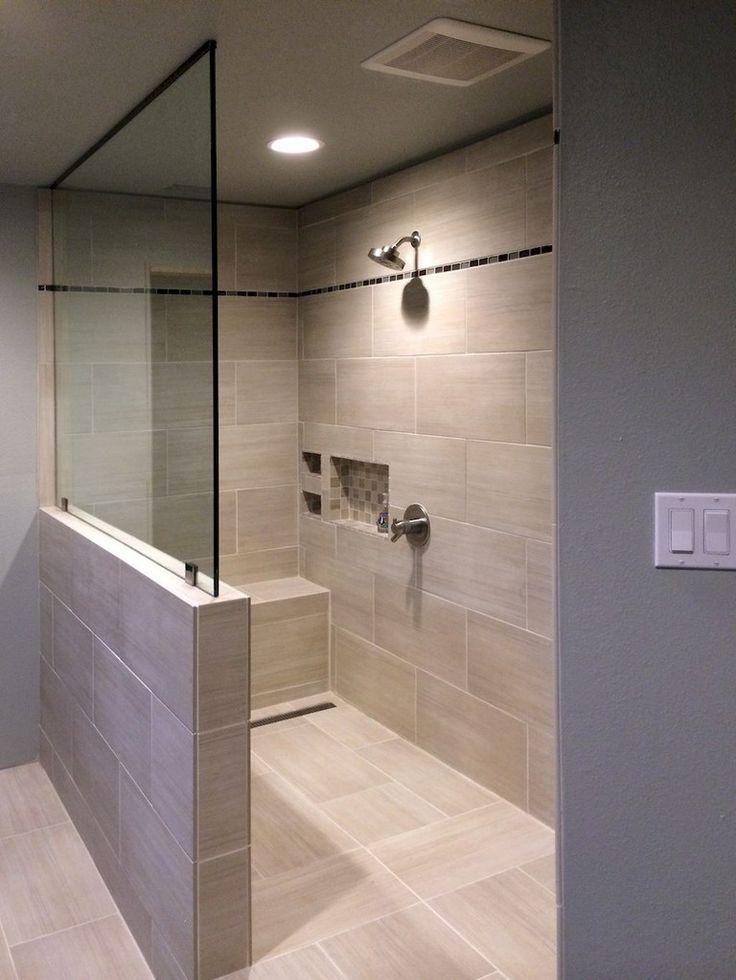 49+ Tolle Ideen für die Umarbeitung der Badezimmerdusche #Badezimmerideas #Badezimmerdesign #Bad … #Atemberaubend #ba