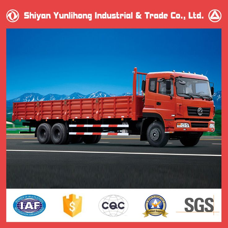 6x4 20T Lorry Trucks For Sale /Dongfeng Trucks For Sale