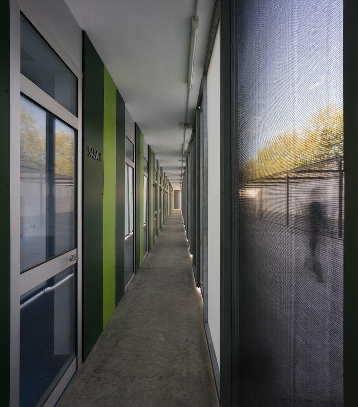 galera de residencia en sevilla donaire arquitectos ssw arquitectos