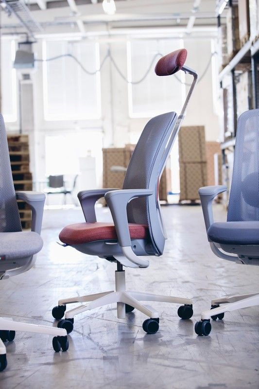 HÅG SoFi Mesh ready to be shiped from Røros to its final destination! #InspireGreatWork #design #Scandinavian #chair