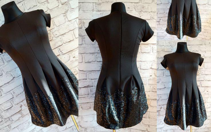 http://allegro.pl/sukienka-rozkloszowana-cekiny-czarna-36-i4983304768.html
