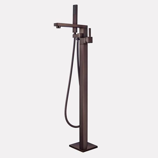 Hanton Freestanding Tub Faucet With Hand Shower Tub Faucet