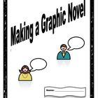 This is a simple introductory booklet on making a graphic novel. It is targeted to younger learners.  1) Introduces the idea of using quotation mar...