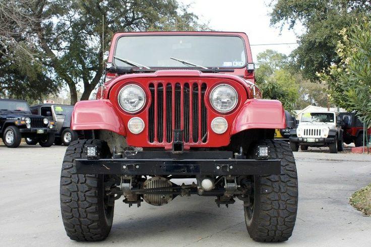 Pin By Select Jeeps On Custom Wranglers Jeep Jeep Cj
