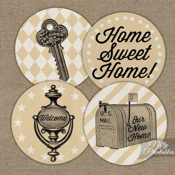 23 Best Housewarming Images On Pinterest Cupcake Ideas