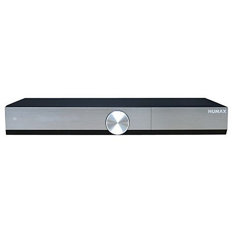 Buy Humax DTR-T2000 YouView Smart 500GB Freeview+ HD Digital TV Recorder Online at johnlewis.com