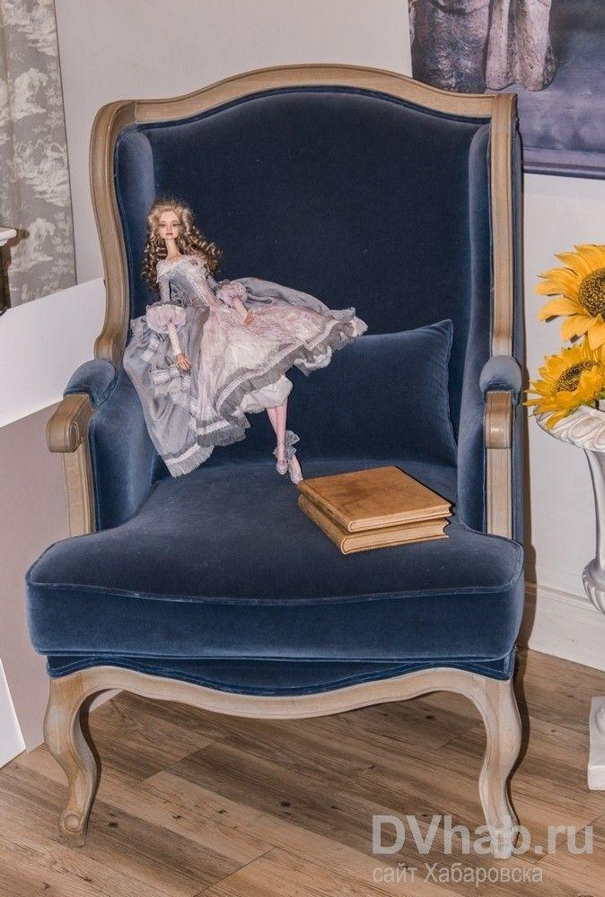 Авторские куклы ручной работы встречают хабаровчан на выставке «Мелодия нежности» (ФОТО) — Новости Хабаровска
