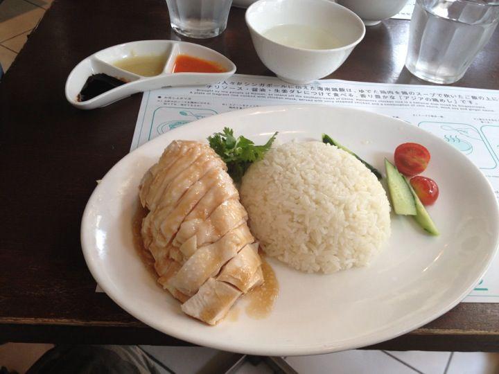 海南鶏飯食堂 2 (恵比寿店) 場所: 渋谷区, 東京都