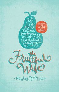 I Have this <3  The Fruitful Wife