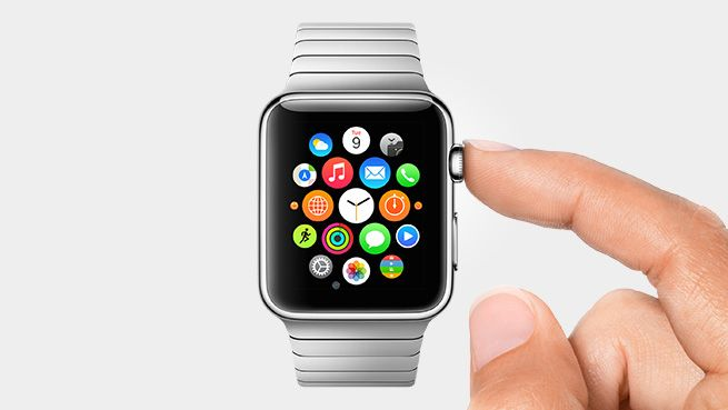 Apple took the wraps off the Apple Watch -- the company's first new product in four years. Although not called the iWatch, the device is the first new product from Apple since the iPad was introduc...