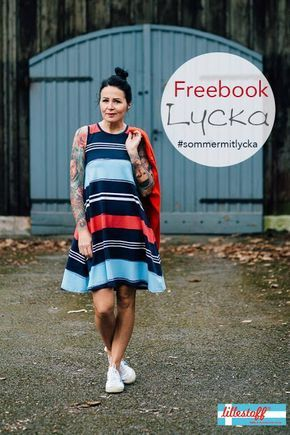 Lillestoff: Freebook Lycka