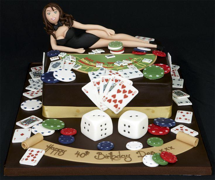 Poker Birthday Cake London West Chester Casino Pa