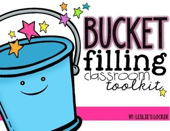 Bucket Filling Classroom Toolkit