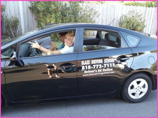 Ross Lynch Begins His Driving Lessons