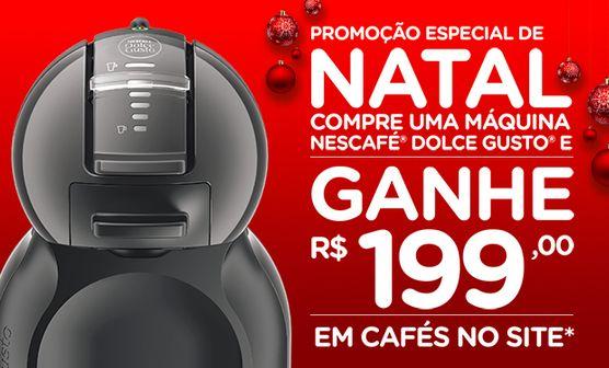 Cafeteira Expresso Arno Dolce Gusto Mini Me 15 Bar  R$ 199 em créditos para café << R$ 25990 >>