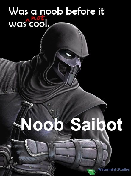 pin noob saibot smoke - photo #44