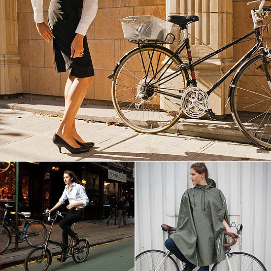 Stylish Cycling Clothes For Urban Commuters | POPSUGAR Fitness