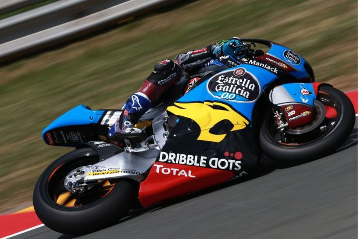 Alex Marquez, Moto2, German MotoGP 2015