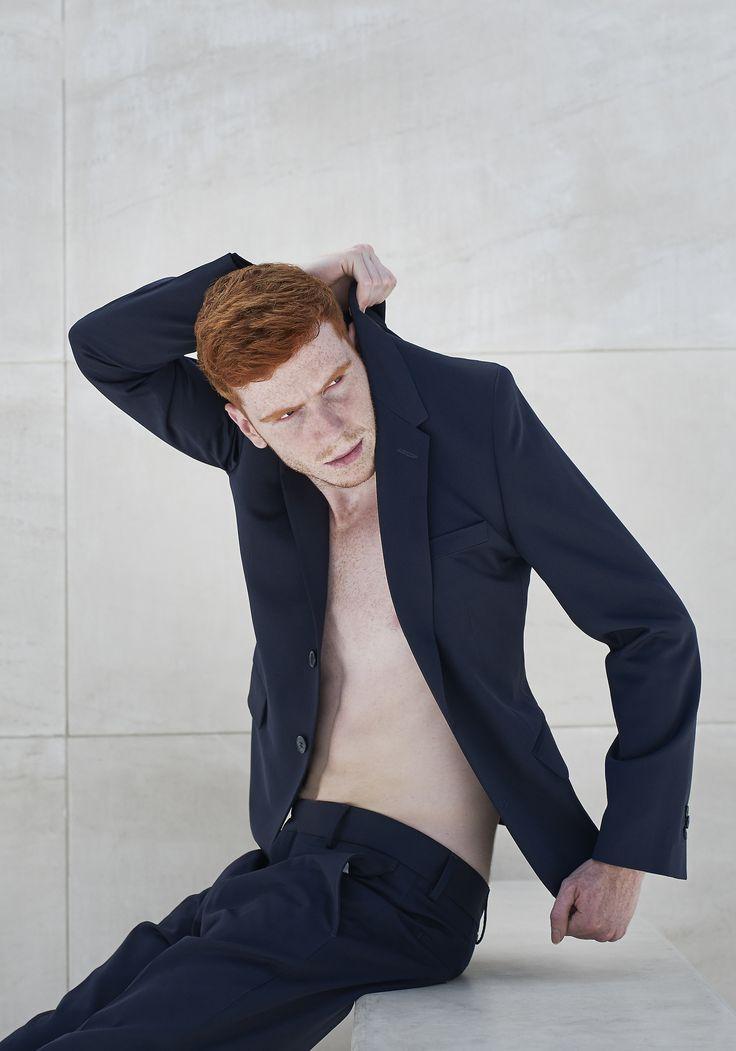 Bolado, editorial de moda (fotografía: Rebekka Bruggner)