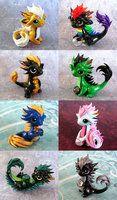 Baby Orientals 2 by *DragonsAndBeasties on deviantART