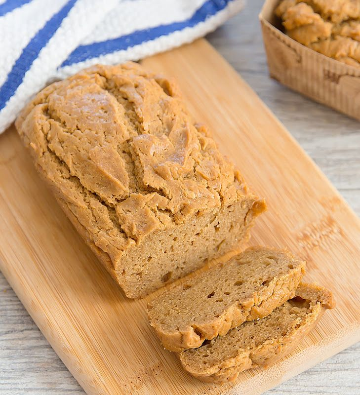 This gluten free bread flourless bread is easy to make with just five ingredients. It's a quick and easy bread option for those looking for something flourless, gluten free or low carb. It bakes, looks, feels and taste similar to wheat flour breads. While researching low carb and flourless bread options in order to create …