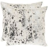 Found it at AllModern - Oscar Frost Polyester Decorative Throw Pillow