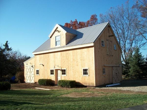 colonial style post and beam barn kit barn building kits timber frame plans one day pinterest posts post and beam and style