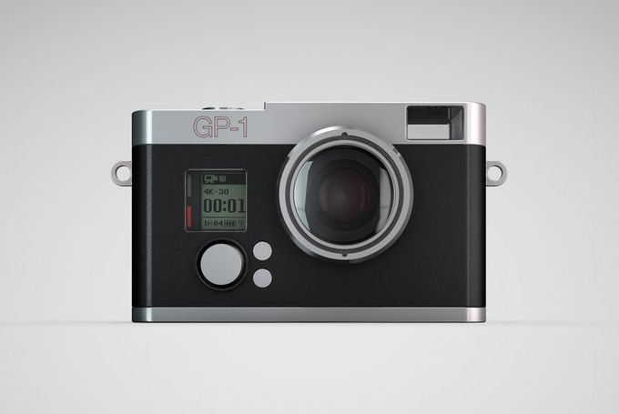 Exo GP-1 GoPro Housing – Make Your GoPro Go Further by Chris Day — Kickstarter