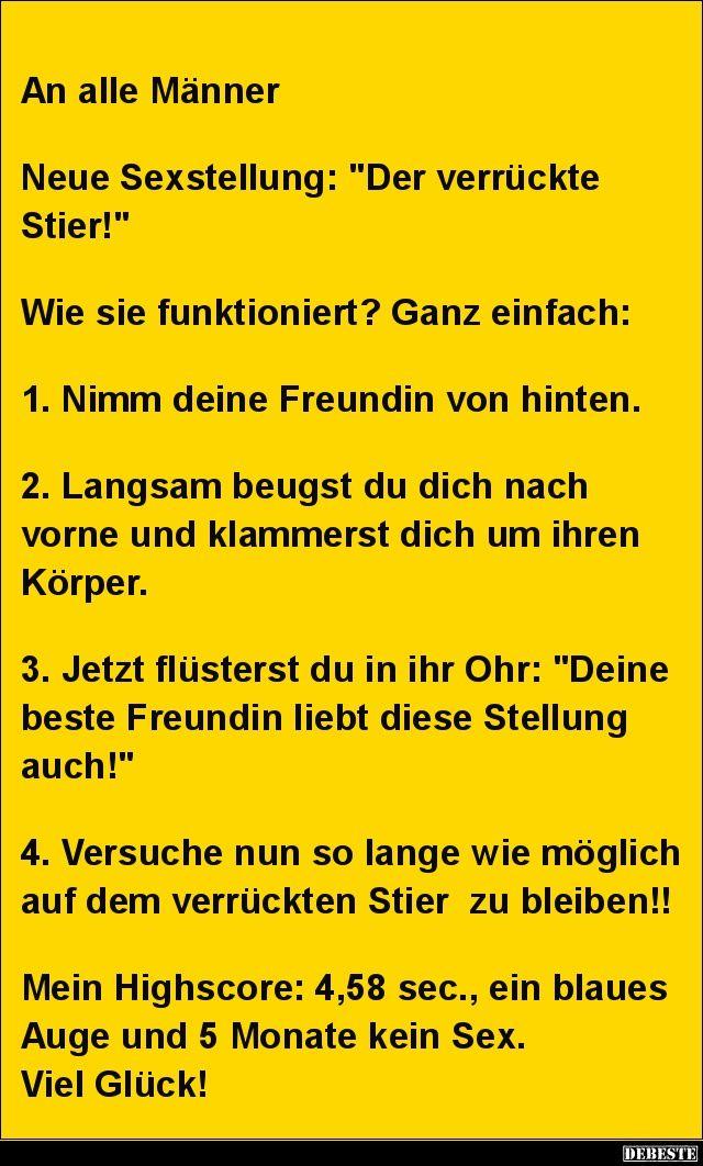 An alle Männer.. | DEBESTE.de, Lustige Bilder, Sprüche, Witze und Videos
