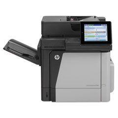 HP LaserJet M680DN Laser Multifunction Printer - Color - Plain Paper Print - Desktop CZ248A#BGJ. Printer Type: Laser Multifunction Printer. Color: Color. Ethernet Connection: Yes. Monochrome Print Speed: 45. Scanner Type: Flatbed.