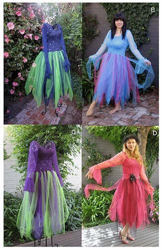 New Adult PLUS SIZE Fairy Dress~ Gothic Costume ~ Halloween ~ Fancy Dress   eBay