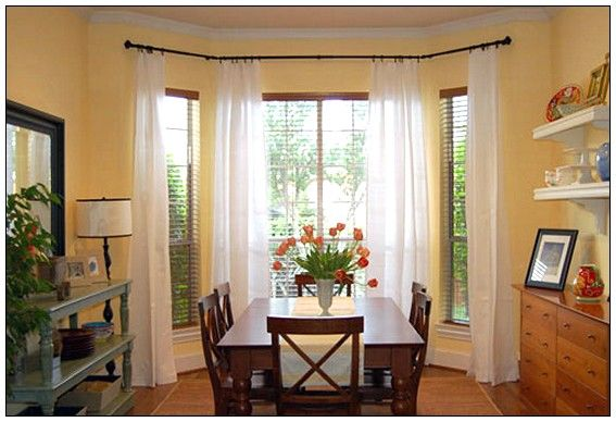 13 best images about ideas for the house on pinterest for Blind ideas for bay windows