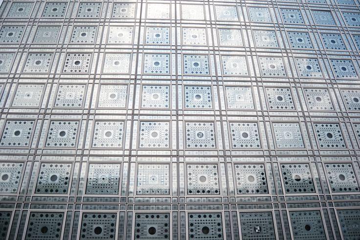 Institut du monde arabe à Paris - Jean Nouvel