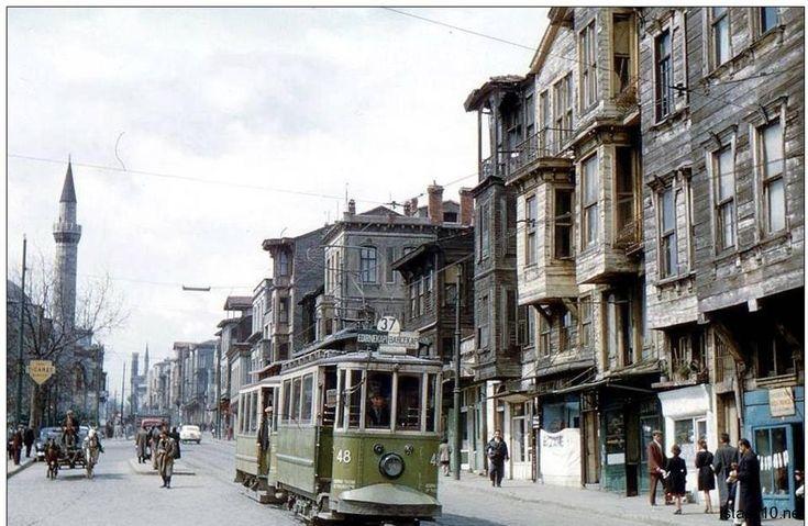 Edirnekapı – Bahçekapı Tramvayı