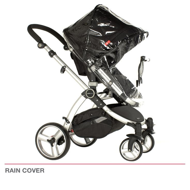 Redsbaby Bounce - The Ultimate All-In-One Stroller/ Pram www.redsbaby.com.au  Comes with a raincover to protect your bub and stroller on rainy days!