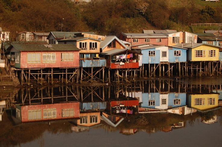 Castro, Island of Chiloe, Chile Eureka Travel #SouthAmerica