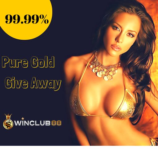 99.99% pure Gold Could Be Your Join WinClub88asia Today and Get A Chance To Win 99.99% Pure Gold #Sports #Gaming